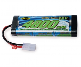 7,2V/4800mAh NiMH Race Battery TAM