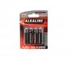 1,5V Set Batteries Mignon/AA LR6 (4)