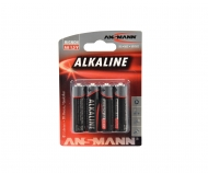 Battery Set Mignon/AA 1,5V (4)