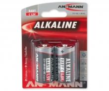 1,5V Baby/C/LR14 Alka. Batterie Set (2)