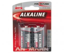 1,5V Baby/C/LR14 Alkaline Set (2)