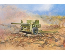 1:35 British Anti Tank Gun 6 pdr (RR)