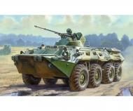 1:35 Mod. Russ.BTR-80A Personnel Car.