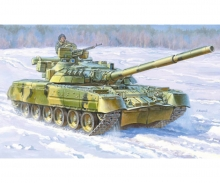1:35 Mod. Rus. Main Battle Tank T-80UD