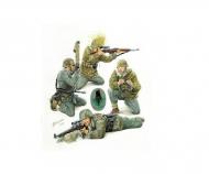 1:35 WWII Fig.-Set Dt. Scharfschützen(4)