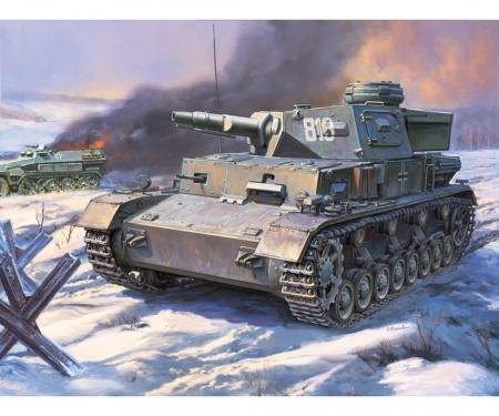 1:35 Panzer IV Ausf.E (Sd.Kfz.161) Germ.