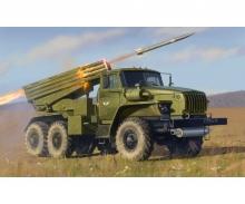 1:35 BM-21 Grad Rocket Launcher