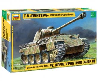 "1:35 Pz.Kpfw. V ""Panther Ausf. D"