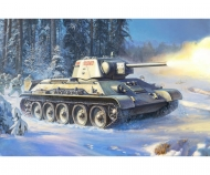 1:35 T-34/76 mod. 1943 Uralmash