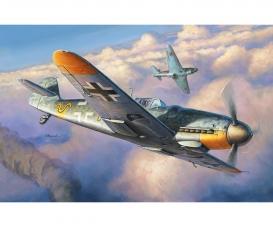 1:48 Messerschmitt Bf-109 G6