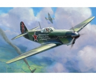 1:48 YAK-1B Soviet Fighter