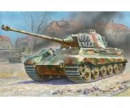 1:72 King Tiger Henschel