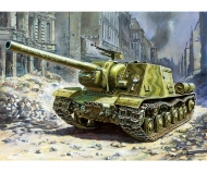 1:72 ISU-122 Sov.Self Propelled Gun WWII