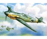1:144 WWII Deutsche ME 109 BF/F2