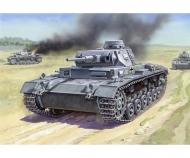 1:100 WWII German Tank III