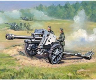 1:72 WWII German Howitzer leFH-18
