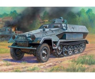 1:100 WWII Sd.Kfz.251/1B