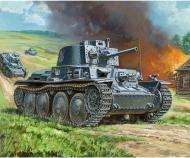 1:100 WWII German 38t Tank