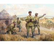 1:72 Soviet HQ WWII