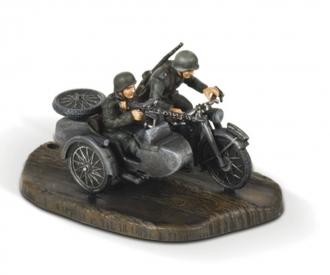 1:72 WWII Deutsches Motorrad R-12