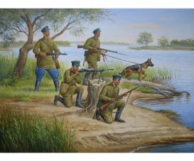 1:72 Sov. Frontier Guards