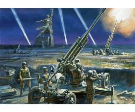 1:72 Soviet 85 mm Anti-Aircraft-Gun