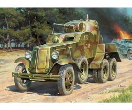1:100 Soviet Armored Car BA-10