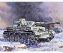 1:100 WWII Pz. Kpfw.IV Ausf.D