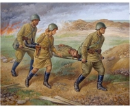 1:72 Soviet Medizin. Personal 1941-42