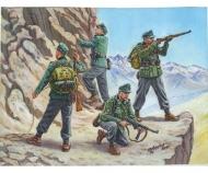 1:72 WWII Warg. AOn Ger. Gebirgsjäger