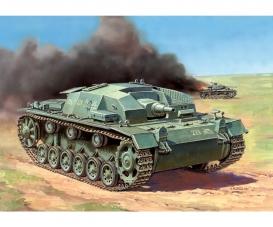 1:100 Sturmgeschütz III Ausf. B