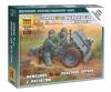 1:72 WWII German 75-mm Infantry Gun