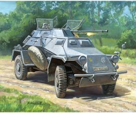 1:100 Sd. Kfz. 222 Panzerwagen