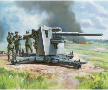 1:72 German 88 mm Flak 36/37