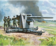 1:72 German 88 mm Flak 36/37