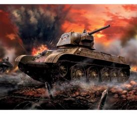 1:100 Soviet Medium Tank T-34/76
