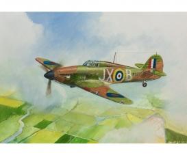 "1:144 British Fighter ""Hurricane Mk-1"""