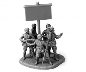1:72 Deut. reguläre Infanterie 1939-42