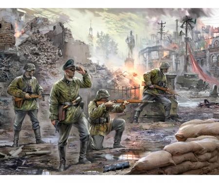 1:72 German Elite Troops 1939-43
