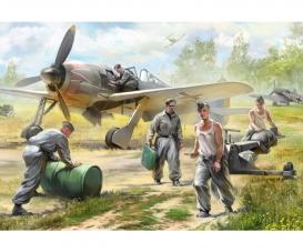 1:72 German airforce ground crew