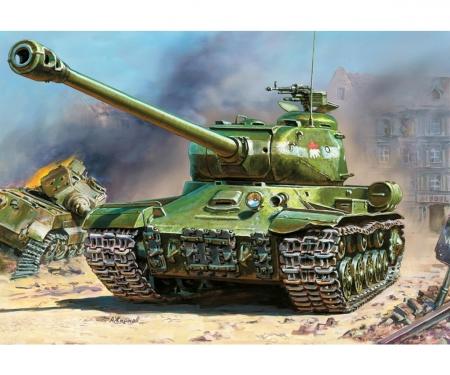 1:100 IS-2 Heavy Soviet Tank WWII