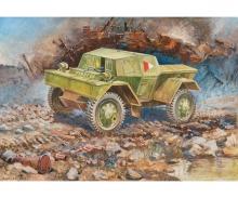 1:100 Britischer Spähpanzer Dingo MK 1