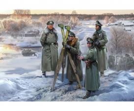 1:72 German HQ Winter