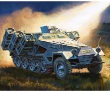 "1/100 Sd.Kfz251/1 Ausf.B ""Stuka zu Fuss"""