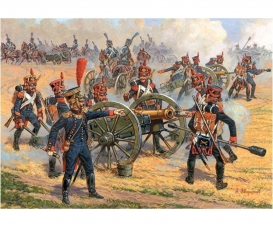 1:72 French Foot Artillery