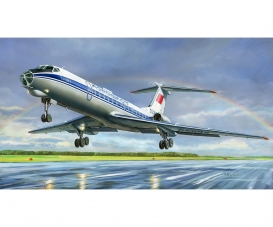 1:144 Passagier-Flugz.Tupolev Tu-134B'67