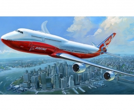1:144 Boeing 747-8 Airliner