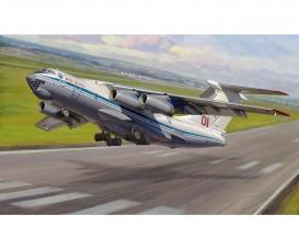1:144 Ilyushin IL-76 MD Heavy Transporte