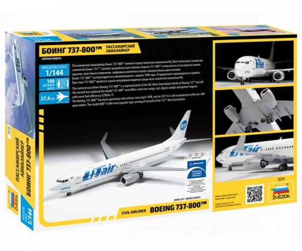 1:144 Boeing 737-800