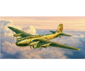 1:72 Sov. Bomber PE-8 Petlyakov